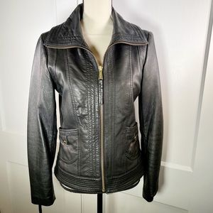 Kors Michael Kors Leather Jacket
